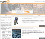 Inscription à Vision PME, Newsletter de SoluWAN